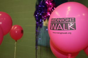 Midnight Walk balloon