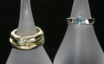 Aplex g with stones rings-RS(rc)