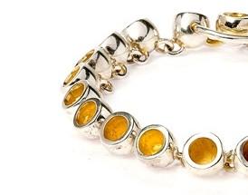 Buttercup bracelet