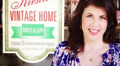 Kirstie's Vintage Home - starts tonight!