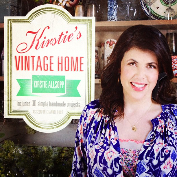 Kirstie book cover