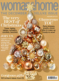 December issue of Woman & Home