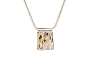 Tundra med silver gold