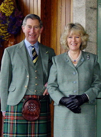 Prince Charles and Camilla to Wed
