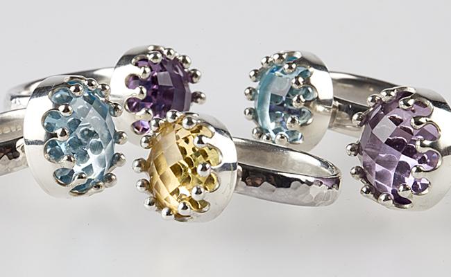 Velvet Rings Collection