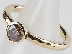 Vortex with Brown Diamond