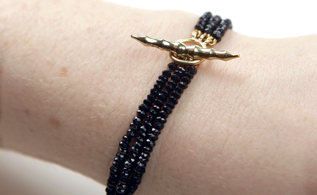 Bamboo Bracelet Gold