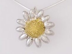 Daisy Silver And Gold