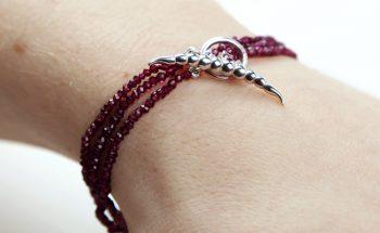 Sting Silver Bracelet