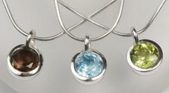 Husk pendants