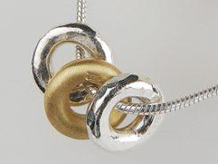 Vortex small Silver & Gold